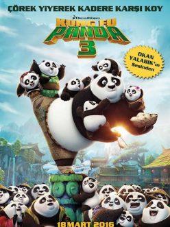 Kung Fu Panda 3 Full izle Tek Parça 1080p
